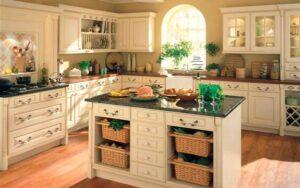 Cambia el estilo decorativo de tu cocina