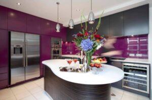 Los colores más populares para armarios de cocina
