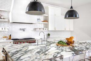 5 grandes ventajas de las encimeras de mármol