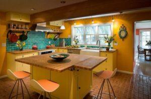 Los colores más populares para armarios de cocina II