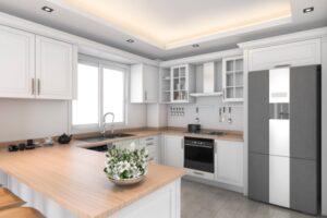 ¿Cómo mantener impecables tus muebles de cocina?